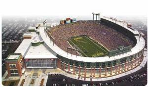Lambeau Field: A Great Place to Visit!