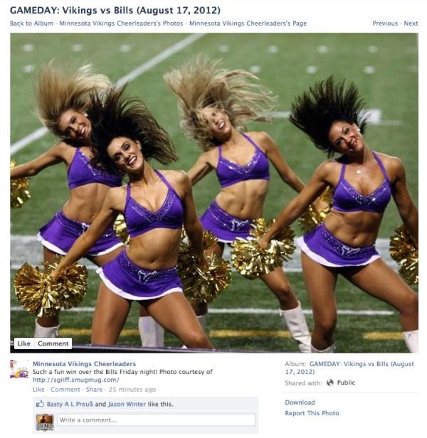 Game Thread: Chargers Vs. Vikings Preseason Make Out
